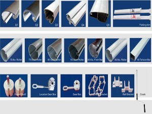 Components of Awnings