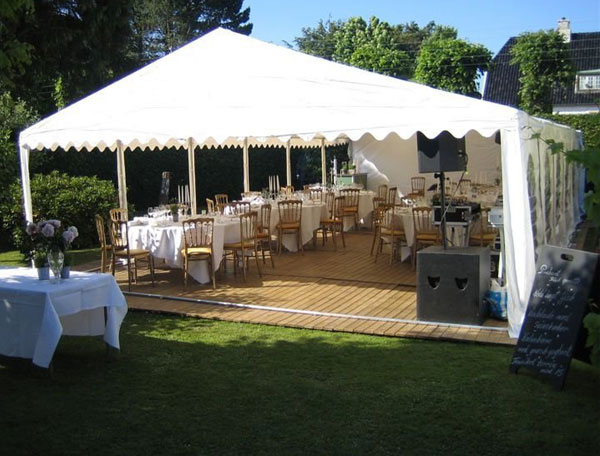 Manufacturers and fabricators of garden tents in kolkata for Garden tents