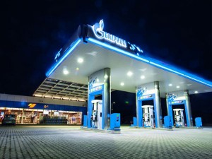 Canopies for Petrol Station