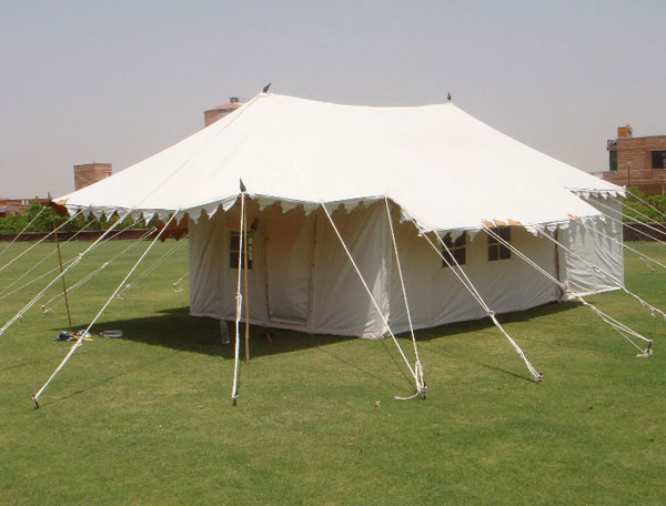Swiss Cottage Tent & Swiss Cottage Tent Manufacturer and Fabricator in Kolkata