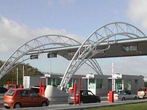 Canopies for Toll Plaza